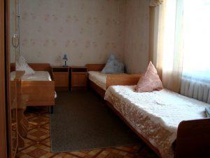 Домики (3-х местный номер) Хопровские зори