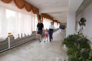 Детская санаторная путевка Тарханы